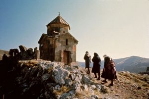 Armenian-village-church